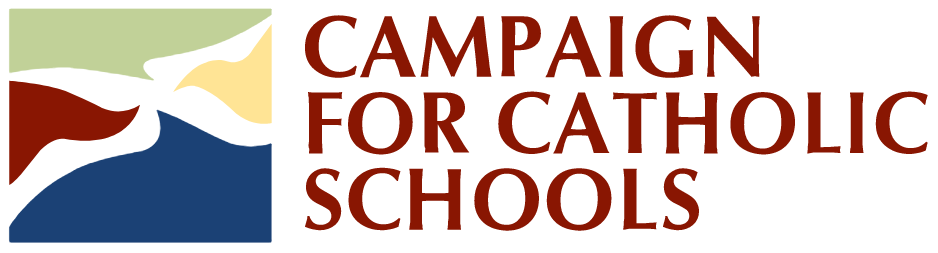 Campaign for Catholic Schools Logo